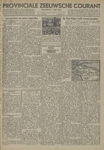 Provinciale Zeeuwse Courant 1944-05-01