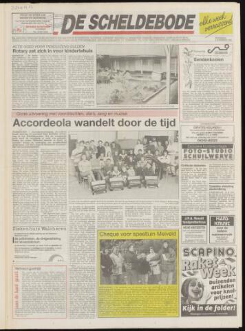Scheldebode 1992-11-04