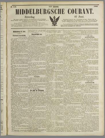 Middelburgsche Courant 1908-06-27