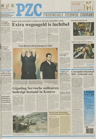 Provinciale Zeeuwse Courant 1999-01-11