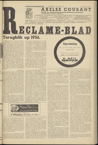 Axelsche Courant 1957