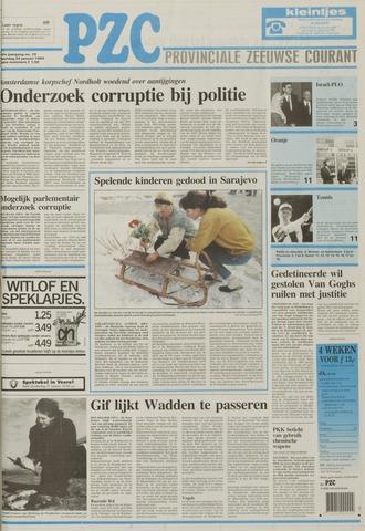 Provinciale Zeeuwse Courant 1994-01-24
