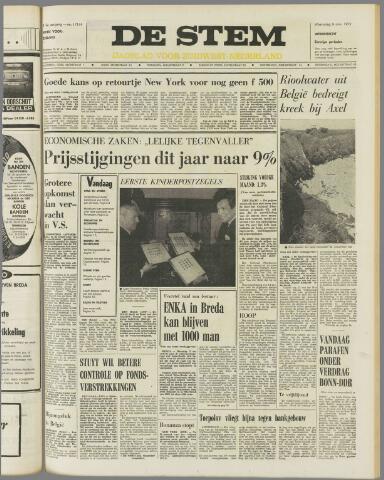 de Stem 1972-11-08