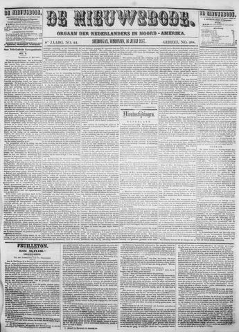 Sheboygan Nieuwsbode 1857-06-16
