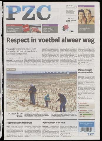 Provinciale Zeeuwse Courant 2013-11-30