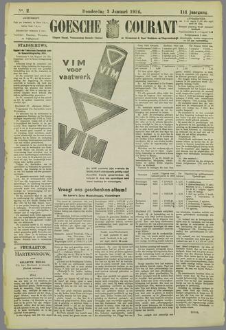 Goessche Courant 1924-01-03