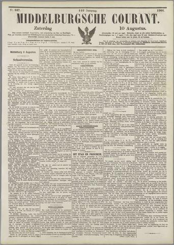 Middelburgsche Courant 1901-08-10