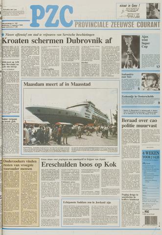 Provinciale Zeeuwse Courant 1995-08-17