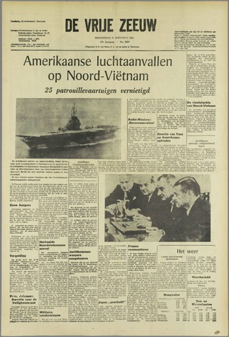 de Vrije Zeeuw 1964-08-06
