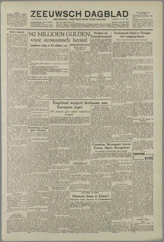 Zeeuwsch Dagblad 1950-11-14