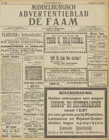 de Faam en de Faam/de Vlissinger 1915-06-30