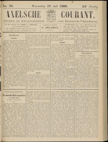 Axelsche Courant 1908-07-29
