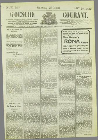 Goessche Courant 1913-03-22