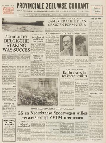 Provinciale Zeeuwse Courant 1971-02-19
