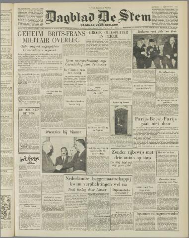 de Stem 1956-09-04