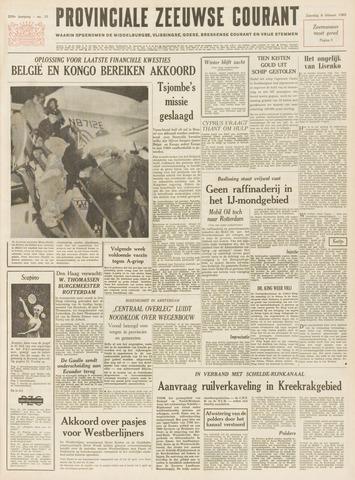 Provinciale Zeeuwse Courant 1965-02-06