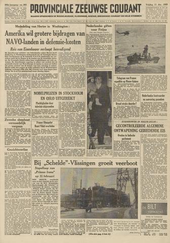 Provinciale Zeeuwse Courant 1959-12-11