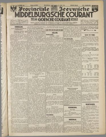 Middelburgsche Courant 1934-06-27