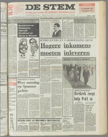 de Stem 1978-11-21