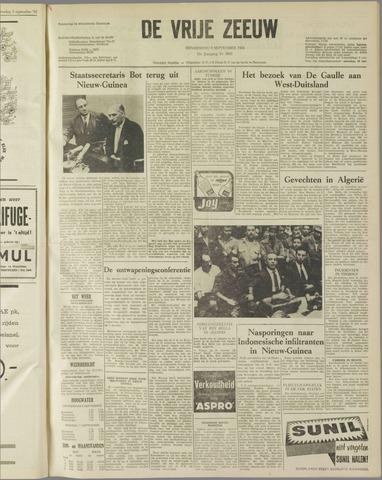de Vrije Zeeuw 1962-09-06