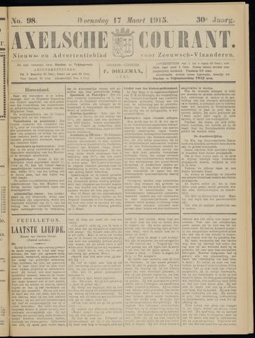 Axelsche Courant 1915-03-17