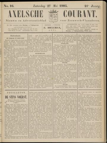 Axelsche Courant 1905-05-27