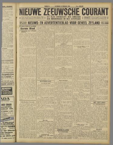 Nieuwe Zeeuwsche Courant 1926-02-13