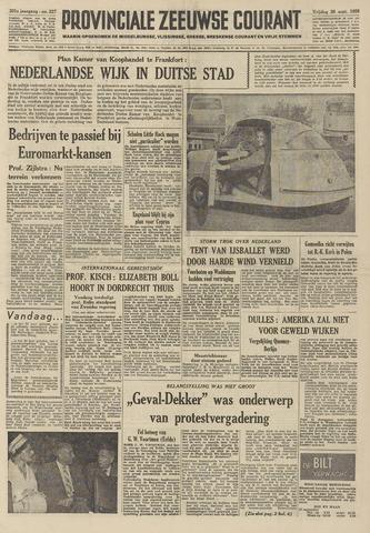 Provinciale Zeeuwse Courant 1958-09-26