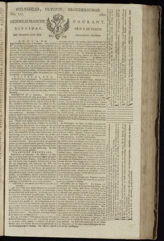 Middelburgsche Courant 1801-10-06