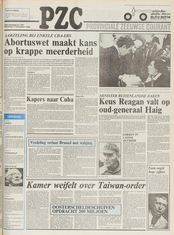 Provinciale Zeeuwse Courant 1980-12-17