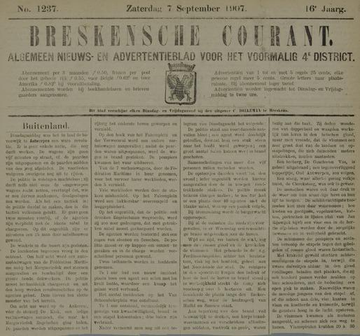 Breskensche Courant 1907-09-07