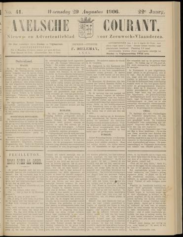 Axelsche Courant 1906-08-29