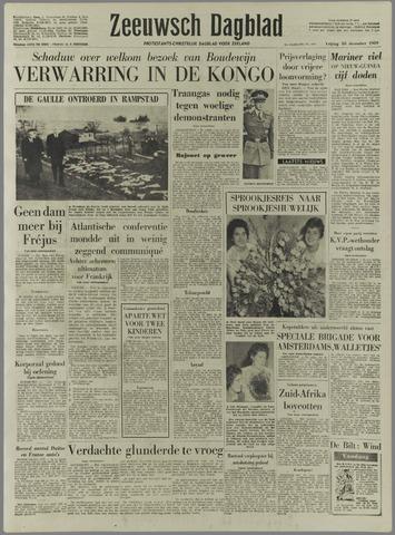 Zeeuwsch Dagblad 1959-12-18