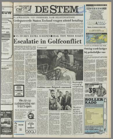 de Stem 1990-12-29