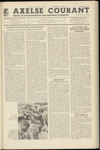 Axelsche Courant 1968-07-06