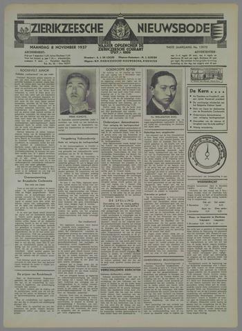 Zierikzeesche Nieuwsbode 1937-11-08