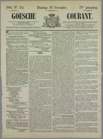 Goessche Courant 1884-12-30