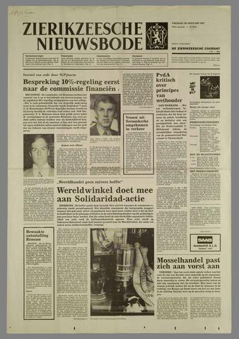 Zierikzeesche Nieuwsbode 1987-01-30