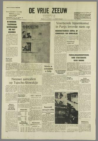 de Vrije Zeeuw 1968-07-25
