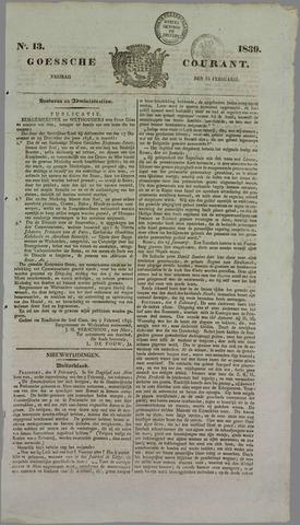 Goessche Courant 1839-02-15