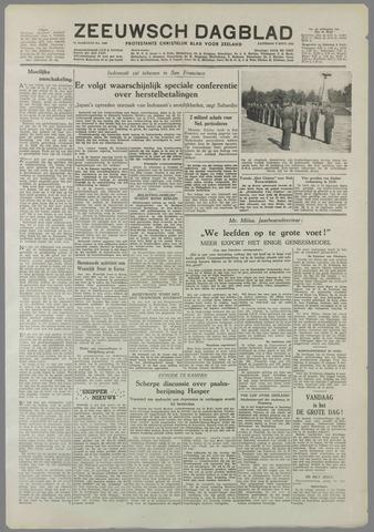 Zeeuwsch Dagblad 1951-09-08