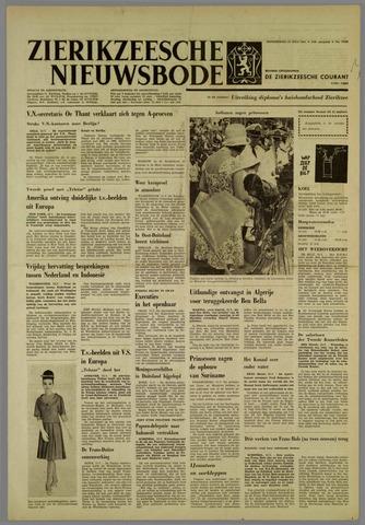 Zierikzeesche Nieuwsbode 1962-07-12
