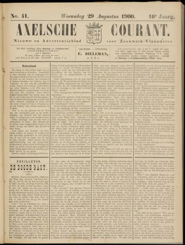 Axelsche Courant 1900-08-29