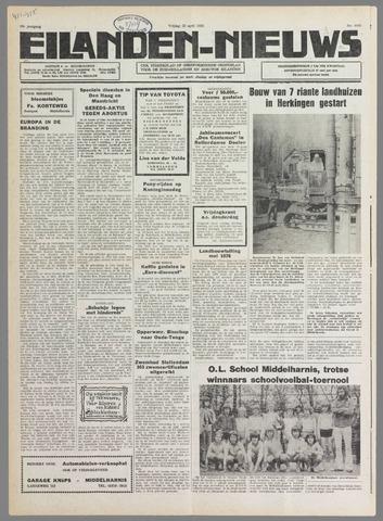 Eilanden-nieuws. Christelijk streekblad op gereformeerde grondslag 1976-04-23