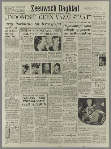 Zeeuwsch Dagblad 1960-02-23