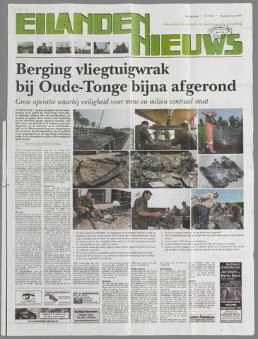 Eilanden-nieuws. Christelijk streekblad op gereformeerde grondslag 2007-06-12