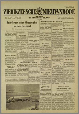 Zierikzeesche Nieuwsbode 1960-02-29