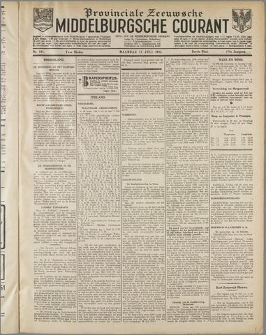 Middelburgsche Courant 1932-07-11