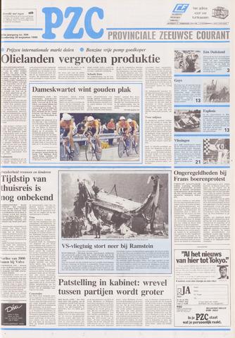 Provinciale Zeeuwse Courant 1990-08-30
