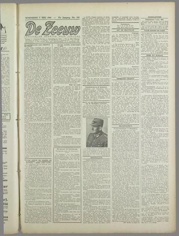 De Zeeuw. Christelijk-historisch nieuwsblad voor Zeeland 1943-07-07